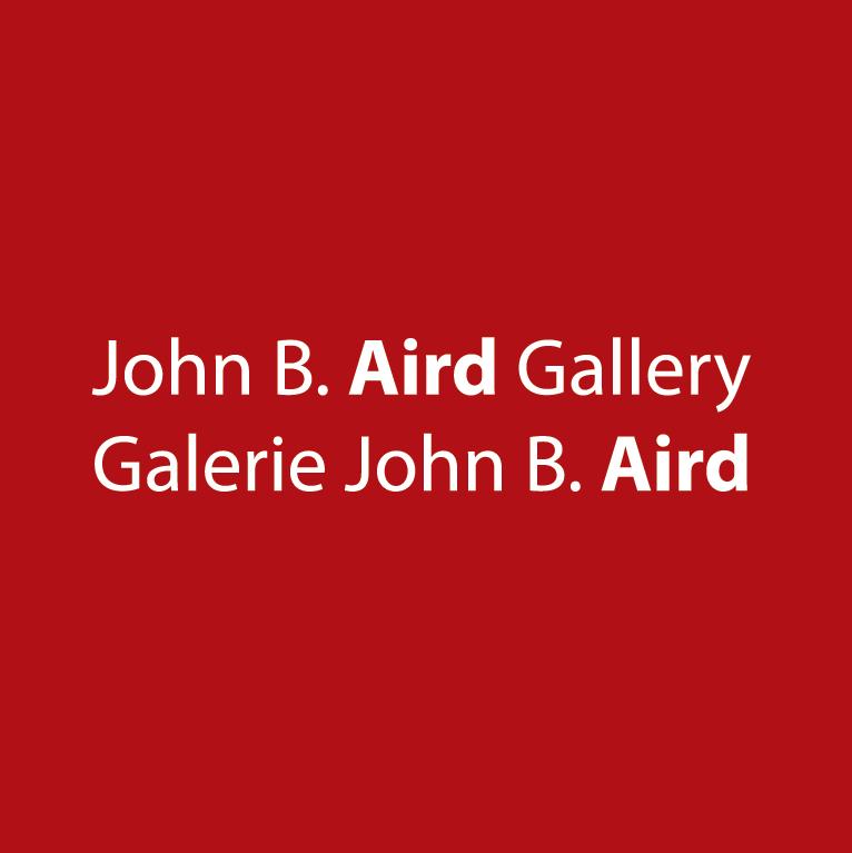 John B. Aird Gallery Logo