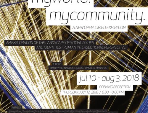 Intersections: My World – My Community