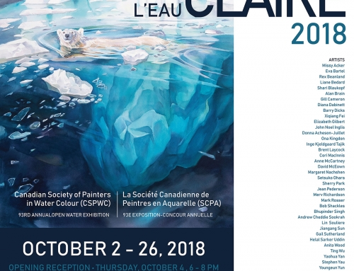The Canadian Society of Painters in Water Colour: 93rd Annual Open Water Exhibition