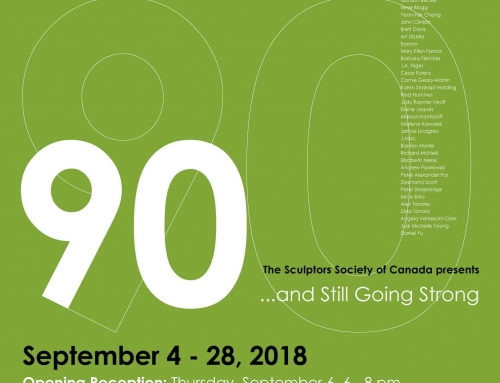 "The Sculptors Society of Canada presents ""90…and Still Going Strong"""