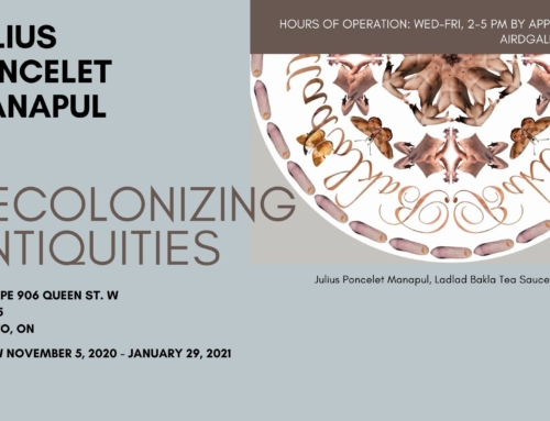 Julius Manapul: Decolonizing Antiquities and Rituals