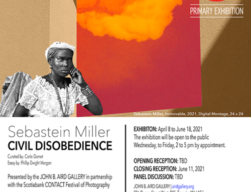 Sebastein Miller: Civil Disobedience